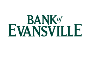 Bank of Evansville Logo Design