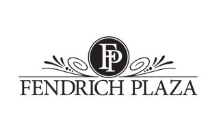 Fendrich Plaza Logo Design