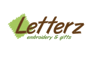 Letterz Embroidery Logo Design