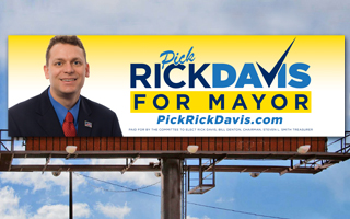 Rick Davis for Mayor