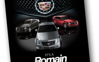 Romain Cadillac Ad