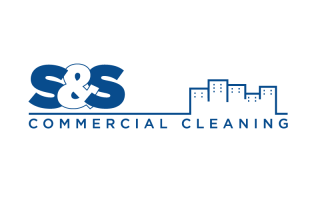 S&#038;S Commercial Cleaning Logo Design