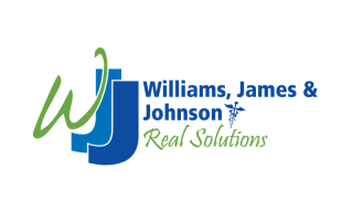 William James Johnson Logo Design