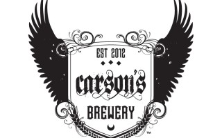 Carson&#8217;s Brewery Logo
