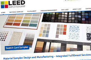 Leed Samples Website