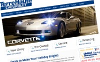 Terre Haute Deals Website Design