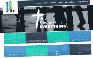 City Church Website